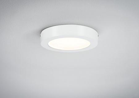 Paulmann SmartHome 2700K bis 6500K Bluetooth Nox LED Panel 170mm 11W 230V Weiß