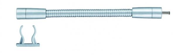 701.90 Paulmann ModuLED Function ModuLED Flex-Connector Chrom matt Kunststoff/Metall