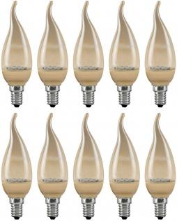 Paulmann 280.85 LED Cosylight 1, 4W E14 Gold