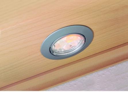 Paulmann 2Easy Einbauleuchte Basis-Set Wellness LED mit IR Fernbedienung 3x3W 30VA 51mm - Vorschau 3