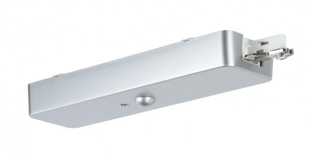 URail System Präsenzmelder max. 500W Chrom matt 230V Kunststoff