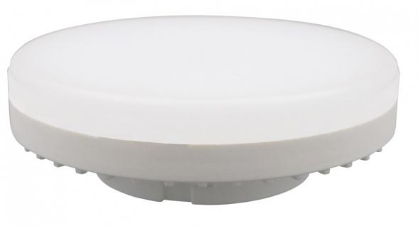 LED Leuchtmittel 7W GX53 3000K Warmweiss 230V 500lm Weiß satiniert