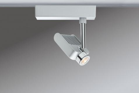 URail System Light&Easy Spot Vision 1x10W Chrom matt/Chrom 230V Metall