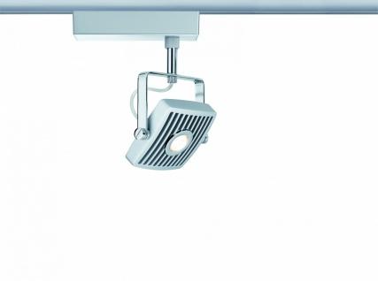 951.78 Paulmann U-Rail Einzelteile URail System LED Spot Loupe 1x10W Chrom matt/Chrom 230V Metall
