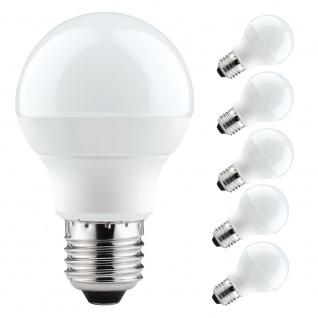 Paulmann E27 Fassung 28231 LED Globe 60 7W E27 230V 2700K
