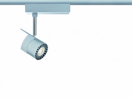 952.19 Paulmann U-Rail Einzelteile URail System Spot PowerLED 1x7, 6W Chrom matt/Chrom 230V Metall