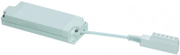 Paulmann LED Power Supply 12W 230/12V DC Weiß
