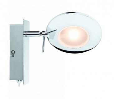 Paulmann 602.50 Spotlight Orb Balken 1x3W Chrom 230V Metall