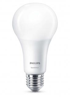 Philips, LED Leuchtmittel 3-Stufen-Dimmbar 8718696706794 14-7-3, 5 W (100 W), E27, Warm/sehr warm/extrawarm - Vorschau 2