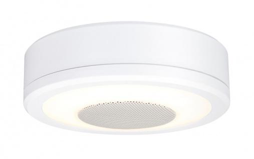 Paulmann Prem. Einbauleuchte LightSound LED 1x6W 2700K Ws - Vorschau 2
