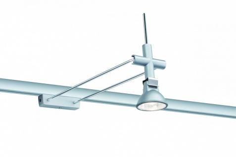 951.04 Paulmann U-Line ULine System L+E Galeria Spot Singin 1x20W Chrom matt 12V Metall