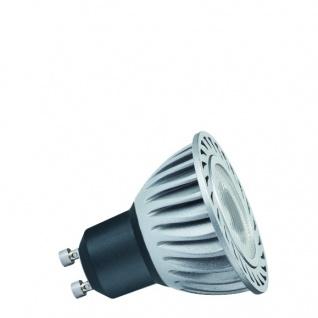 10 x 28056.10 Paulmann GU10 Fassung LED Powerline 3, 5W Warmweiß