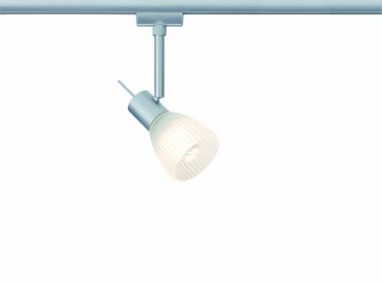 URail Syst. Light&Easy LED Spot Phara 1x3W GU10 Chrom matt/Satin 230V Met/Gls