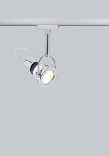 Paulmann URail Schienensystem Light&Easy Spot Ring max. 1x50W GU10 Chrom Metall 230V
