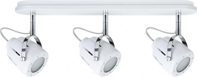 Paulmann Spotlights Mega Balken 3x11W GU10 Weiß 230V Metall