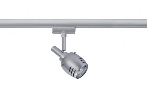 Paulmann 950.28 URail Schienensystem Light&Easy Spot Rumas Max. 1x50W GU10 Chrom matt 230V Metall