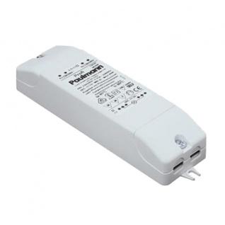 977.01.av Paulmann VDE Profi Elektroniktrafo 35-105W 230/12V 105VA weiß (alte Version)