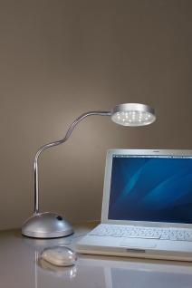 Paulmann Table&Desk Walk LED Schreibtischleuchte 1x4W Alu/Chrom 230V Metall/Kunststoff