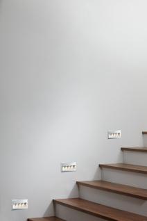 Paulmann 937.52 Special Einbauleuchte Set Cross Wand LED 4W 6VA 230V 10x18cm Alu gebürstet/Alu - Vorschau 4
