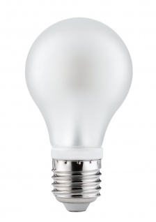 Paulmann 282.78 LED Glühlampe 5W E27 230V Satin 2700K