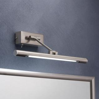 Paulmann 996.82 Galeria Patella Spiegelleuchte 1x8W G5 Eisen gebürstet 230V Metall