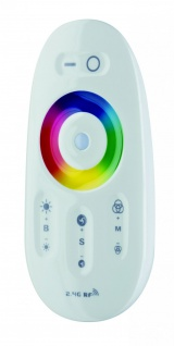 Paulmann Function MaxLED RGB-Controller 2, 4GHz 24V DC Fernbedienung max. 144W Kunststoff
