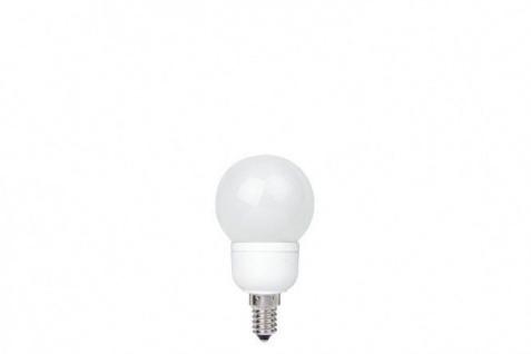 Paulmann LED Globe 60 7 colors 1W E14
