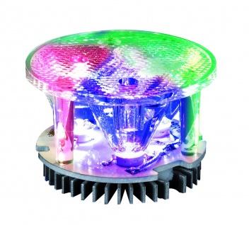 Paulmann 2Easy Einbauleuchte Basis-Set RGB LED mit IR Fernbedienung 3x3W 30VA 51mm - Vorschau 2