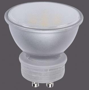 LED Leuchtmittel GU10 5, 5 W Warmweiß 3000 Kelvin 375 Lumen dimmbar - Vorschau 1