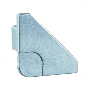 Paulmann Function Delta Profil End Cap 2er Pack Alu matt Kunststoff
