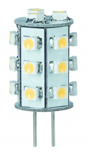 Paulmann LED NV-Stiftsockel rundum 1W G4 Warmweiß