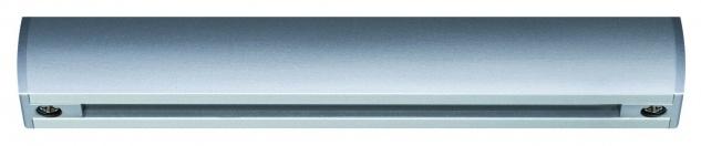Paulmann URail Schienensystem Light&Easy Schiene 0, 1m Chrom matt 230V Metall