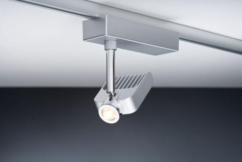Paulmann URail Schienensystem Light&Easy Spot Vision 1x10W Chrom matt/Chrom 230V Metall - Vorschau 5