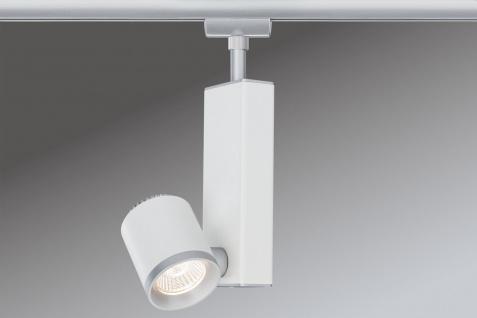 Paulmann URail Schienensystems Spot TecLED II 1x6, 5W Chrom matt/Weiß 230V Metall - Vorschau 2