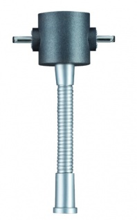 Paulmann 701.91 Function ModuLED Geo Spot Converter Chrom matt/Anthrazit 12V Metall
