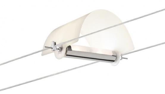 Paulmann Wire System Arc 5x(2x10)W G4 Weiß 230/12V 105VA Metall/Glas - Vorschau 3