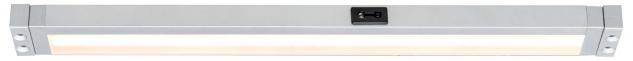 Paulmann 704.35 Function SenseLight Schubladenleuchte PIR Sensor Bewegungsmelder 5W LED Alu matt 230V/12V Alu Kunststoff