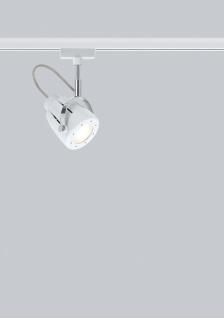 Paulmann 950.32 URail Schienensystem Light&Easy Spot Mega max. 1x50W GU10 Weiß 230V Metall