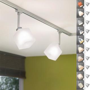 Paulmann U-Rail Schienensystem LED GU10 4x4Watt, Halogen 4x40W, ESL 4x7W Warm- Weiss URail Deckenlampe