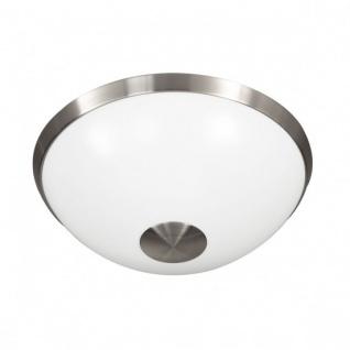Wofi 9030.01.64.0400 Veen 16W LED Deckenleuchte 3.000 K 1.150 Lumen Nickel matt