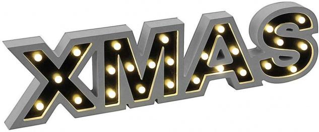 Leuchten Direkt, 90106-16 Xmas Tischleuchte, inkl. 26x LED max. 0, 6W, 1Lm Innenleuchte, IP20