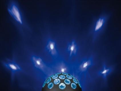 3297 TIP Dekoleuchten TIP Party LED Light Globe 230V/12V Schwarz