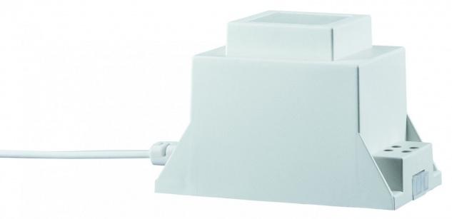 Paulmann 979.60 VDE Safety Trafo max.60W 230V 60VA Weiß