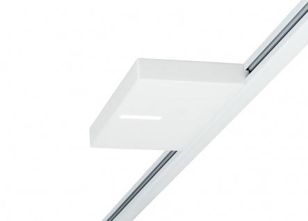 Paulmann URail Spot Uplight Case 16W Weiß 230V Metall