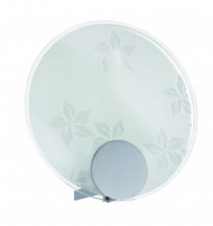 701.14 Paulmann Lampenschirme WallCeiling DS Modern Deco-Set WL Disc Flower 220mm Metall/Glas