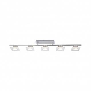 11888-55 Leuchten Direkt KOVI Deckenleuchte, stahl 27, 5W LED 12V IP20