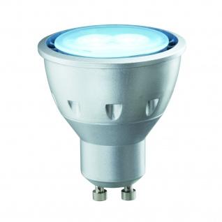 Paulmann 282.14 LED Special Reflektor 5W GU10 230V Ice Blue 30°