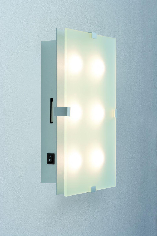 Fernbedienung  702.77 Wandlampe Paulmann LED Wandleuchte XETA 15W Dimmbar incl