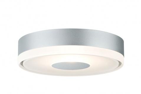 Paulmann Premium Einbauleuchte Set Circle rund LED 3x4W 12VA 110mm Alu matt/Satin Metall/Acryl