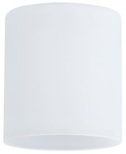 Paulmann 600.04 DecoSystems Lampenschirm Zyli max.50W Glas Weiß